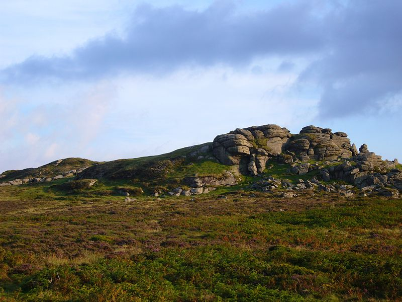 File:Saddle tor evening2.jpg